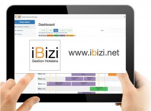 Programa de gestión para casas rurales PMS iBizi Software